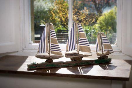 Driftwood Boat M3