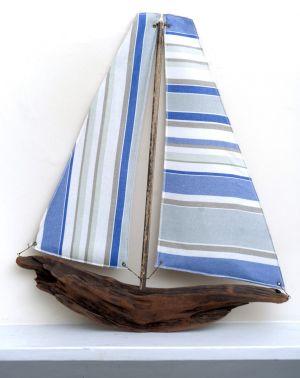 Driftwood Boat R11