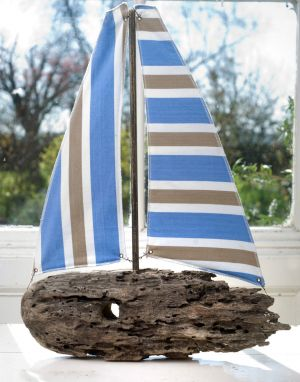 Driftwood Boat R37