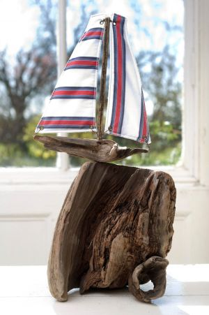 Driftwood Boat R38