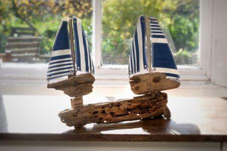 Driftwood Boat R4