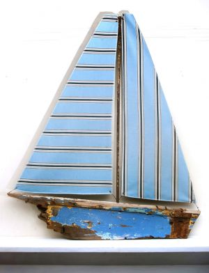 Driftwood Boat R7