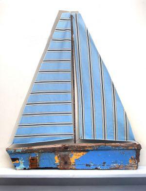 Driftwood Boat R9