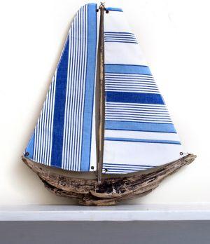 Driftwood Boat Solent Side 2