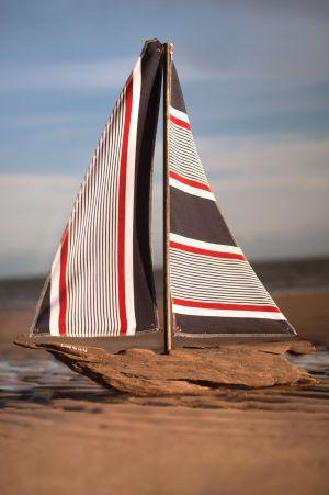 Driftwood Boat T4
