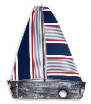 Driftwood Boat Dunbar Fishing Boat No 4