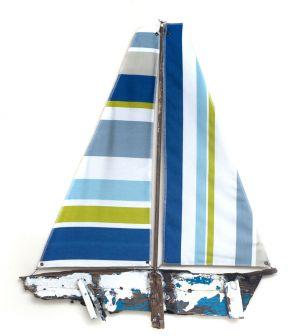 Driftwood Boat Dunbar Fishing Boat No 5 Side 2