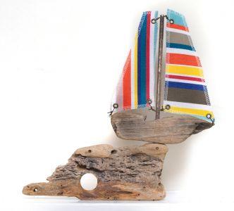 Driftwood Boat M49