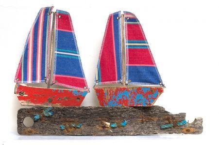 Driftwood Boat M72