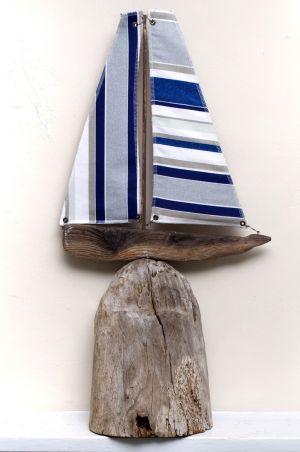 Driftwood Boat M9b