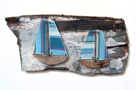 Driftwood Boat P1