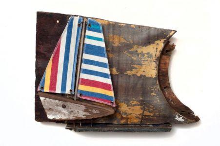 Driftwood Boat P10