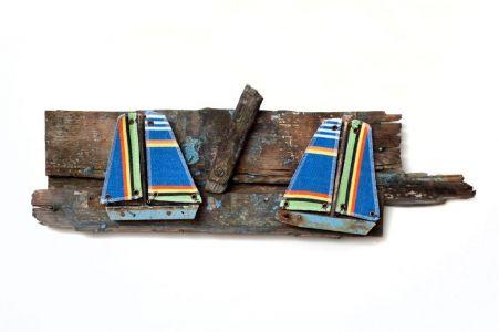 Driftwood Boat P11