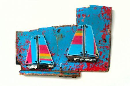 Driftwood Boat P12