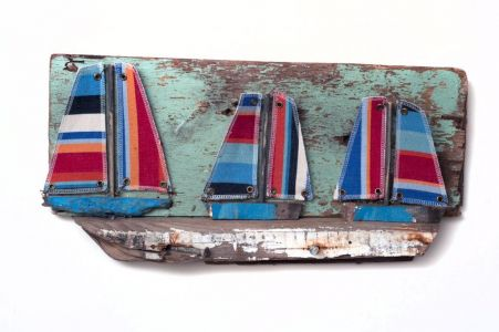 Driftwood Boat P17