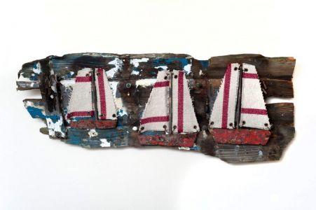Driftwood Boat P18