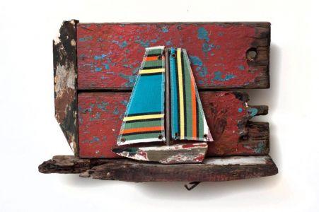 Driftwood Boat P21