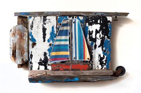 Driftwood Boat P3