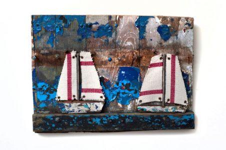 Driftwood Boat P5
