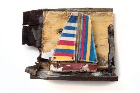 Driftwood Boat P9