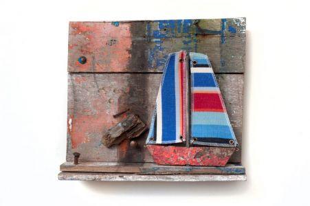 Driftwood Boat P6
